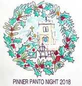 Pinner Pantomime Evening 2018